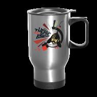 Mugs & Drinkware ~ Travel Mug ~ I move to the groove of the People's Director - travel mug