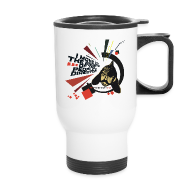 Mugs & Drinkware ~ Travel Mug ~ I move to the groove of the People's Director - travel mug