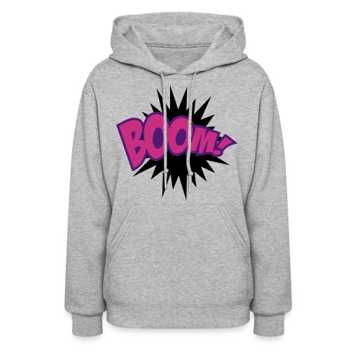 Boom Hoodie - Women's Hoodie