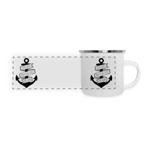Anchor Camper Mug - Panoramic Camper Mug