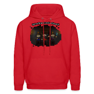 Hoodies ~ Men's Hoodie ~ We're Miners and We Know It