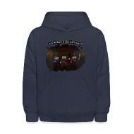 Sweatshirts ~ Kids' Hoodie ~ We're Miners and We Know It