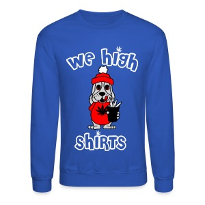 We High Slush Puppy Logo Crewneck - Crewneck Sweatshirt