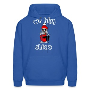 We High Slush Puppy Logo Sweatshirt - Men's Hoodie