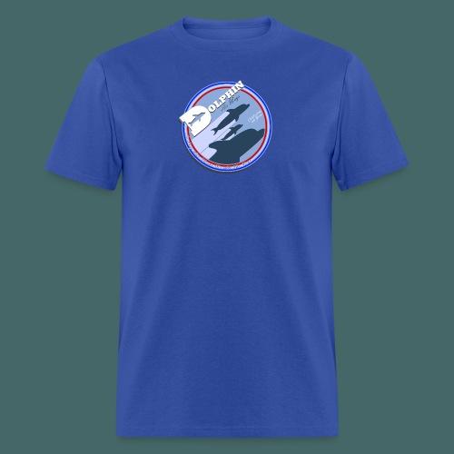 Dolphin Airways - Men's T-Shirt