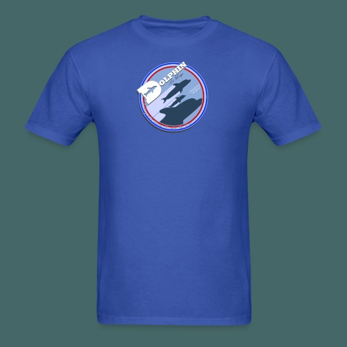 Dolphin Airways - Men's T-Shirt