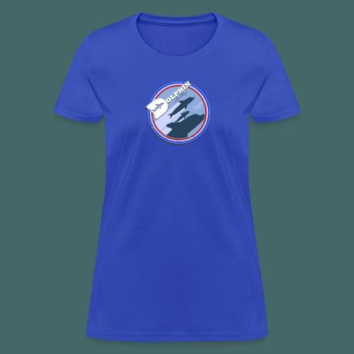 Dolphin Airways - Women's T-Shirt