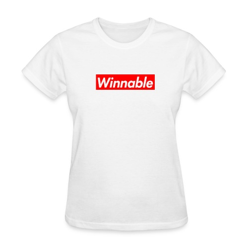 Women's Winnable - Women's T-Shirt