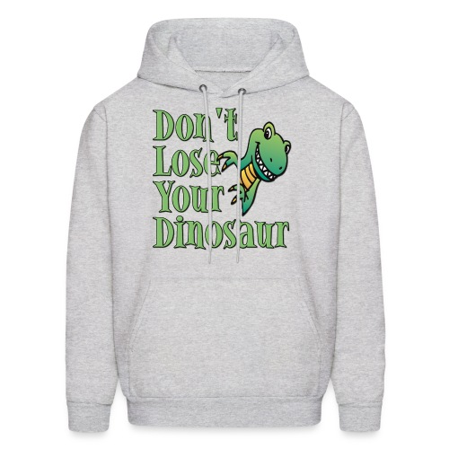 Don't Lose Your Dinosaur Stepbrothers - Men's Hoodie