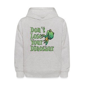 Don't Lose Your Dinosaur Stepbrothers - Kids' Hoodie