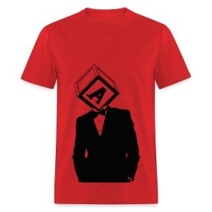 Block Head - Men's T-Shirt