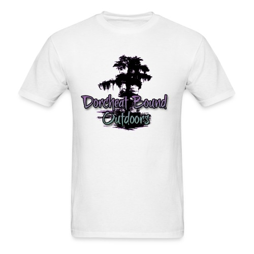 Colored Front (cotton) - Men's T-Shirt