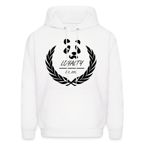 Loyalty Panda Establishment Hoodie - Men's Hoodie