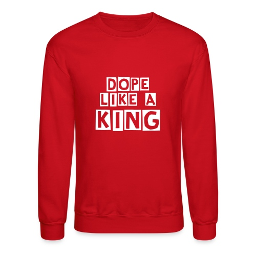 Dope King - Crewneck Sweatshirt