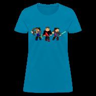 Women's T-Shirts ~ Women's T-Shirt ~ Lets Fight!
