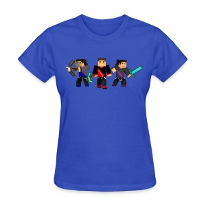 Lets Fight! - Women's T-Shirt