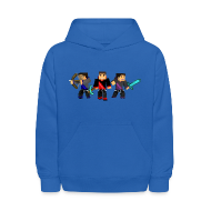 Sweatshirts ~ Kids' Hoodie ~ Lets Fight!