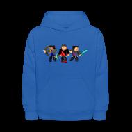 Sweatshirts ~ Kids' Hoodie ~ Lets Fight!