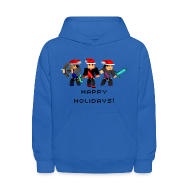 Sweatshirts ~ Kids' Hoodie ~ Happy Holidays!