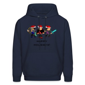 Happy Holidays! - Men's Hoodie