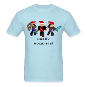 Happy Holidays! - Men's T-Shirt