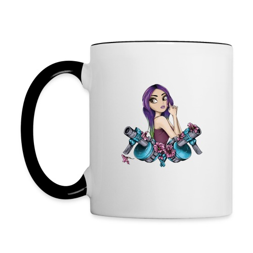 Melly Mug - Contrast Coffee Mug