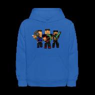 Sweatshirts ~ Kids' Hoodie ~ Become A Miner Hoodie