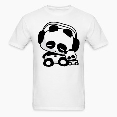 Sleeping Pandas T-Shirts