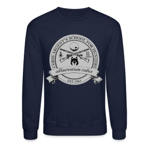 Chris Argent's School for Hunters - Crew-neck - Crewneck Sweatshirt