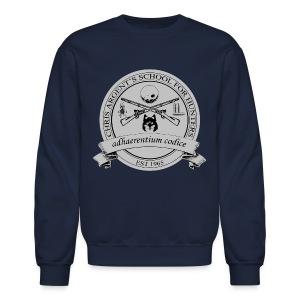 Chris Argent's School for Hunters - Crew-neck - Crewneck Sweatshirt