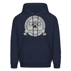 Chris Argent's School for Hunters - Men's Hoodie - Men's Hoodie