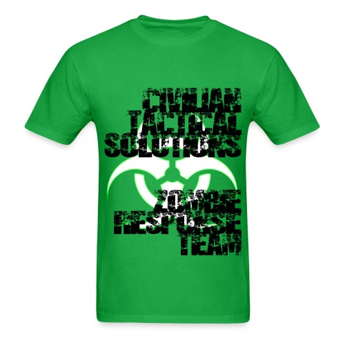 Zombie Response Team - Men's T-Shirt