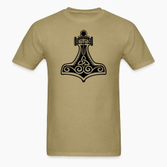 Thorhammer, Symbol - Force, Strength & Courage/ T-Shirts