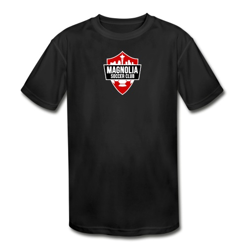 Kid's Shirt - Kid's Moisture Wicking Performance T-Shirt