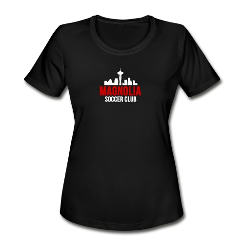 Women's Shirt - Women's Moisture Wicking Performance T-Shirt