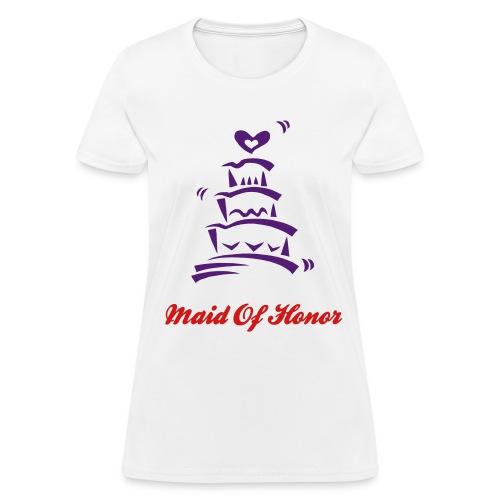 Wedding Shirt Sample - Women's T-Shirt