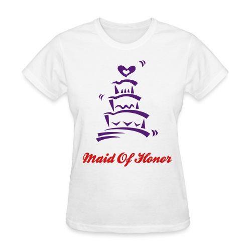 Wedding Shirt Sample - Women's T-Shirt