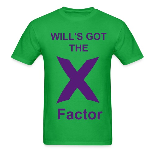 X Factor Contestant Shirt - Men's T-Shirt