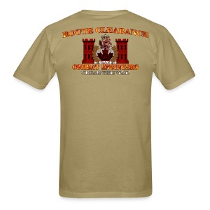 Canada Route Clearance - Men's T-Shirt