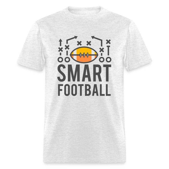 Smart Football Classic T- Shirt - Grey