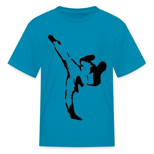 Martial Movement (kids) - Kids' T-Shirt