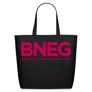 BNEG Large Tote Bag - Eco-Friendly Cotton Tote