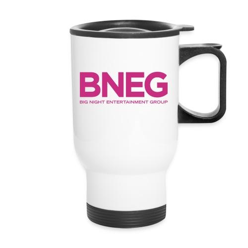 BNEG Travel Mug - Pink - Travel Mug