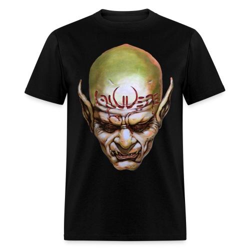 Demon Head cutaway - Men's T-Shirt