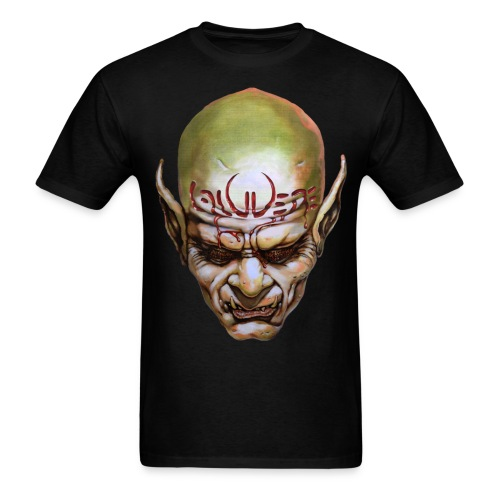 Demon Head cutaway - Men's T-Shirt