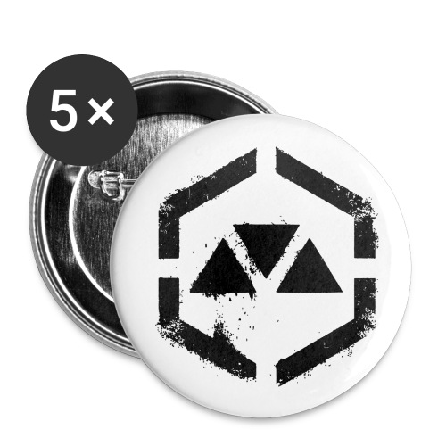 MOVEMENT LOGO BADGE - Small Buttons