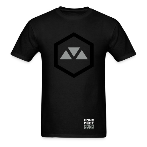 MOVEMENT DARK  - Men's T-Shirt