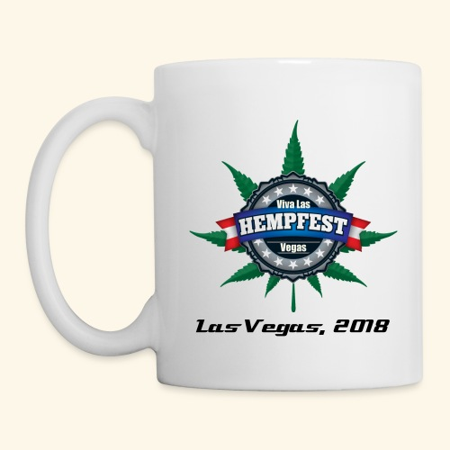 Viva Las Hempfest Kind Mug - Coffee/Tea Mug