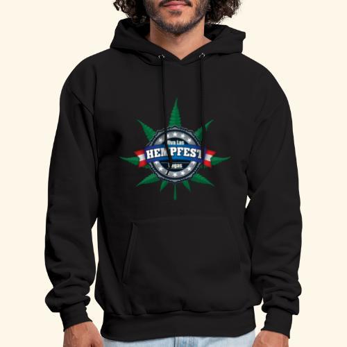 Men's Viva Las Vegas Full Color Logo Hoodie - Men's Hoodie