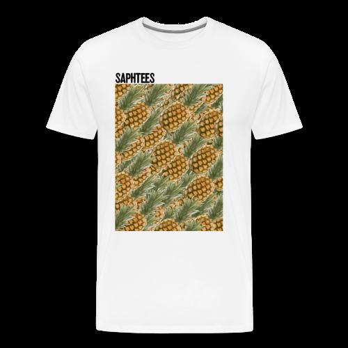 Pineapple Tee - Men's Premium T-Shirt